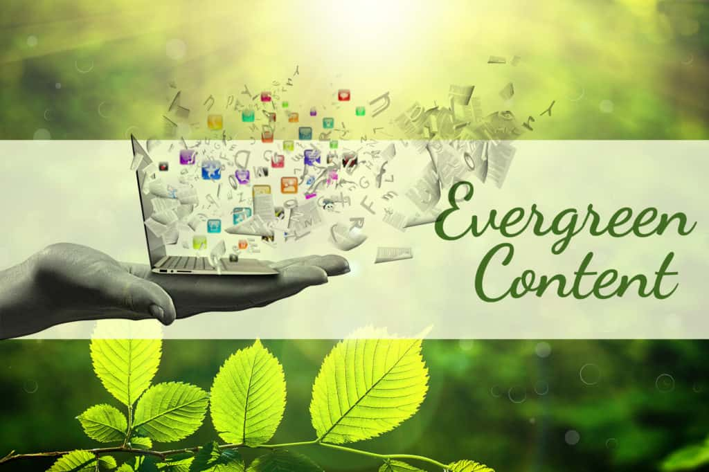 Evergreen Content - Contentstudio