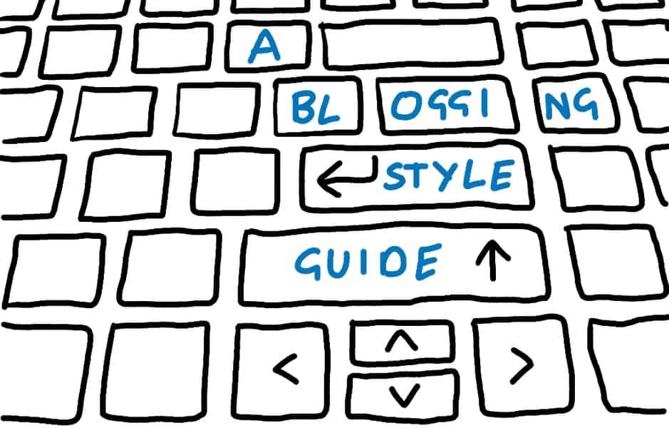 style guide keyboard